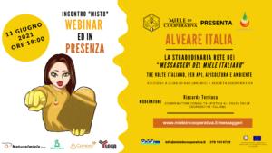 Read more about the article Webinar 11 Giugno per il Percorso Formativo dei Messaggeri del Miele Italiano