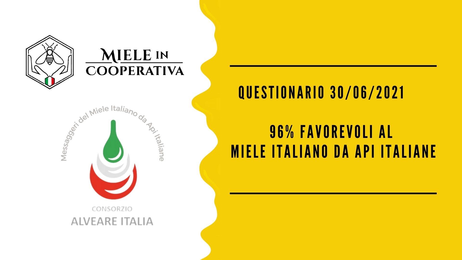 You are currently viewing Aggiornamenti sul questionario dei Messaggeri del miele italiano